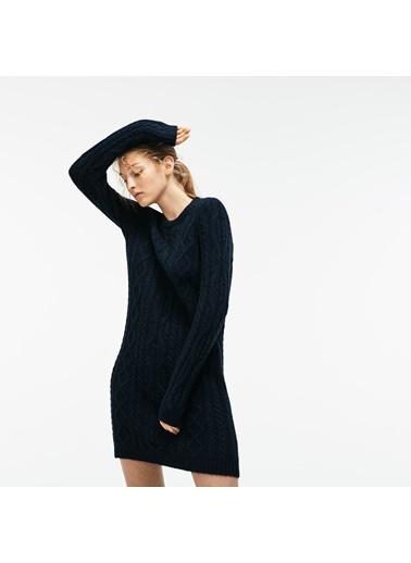 Lacoste Kadın  Elbise EF8823.166 Lacivert